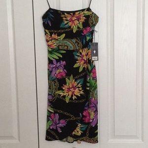 Jennifer Lopez Strapless Dress NWT Size M